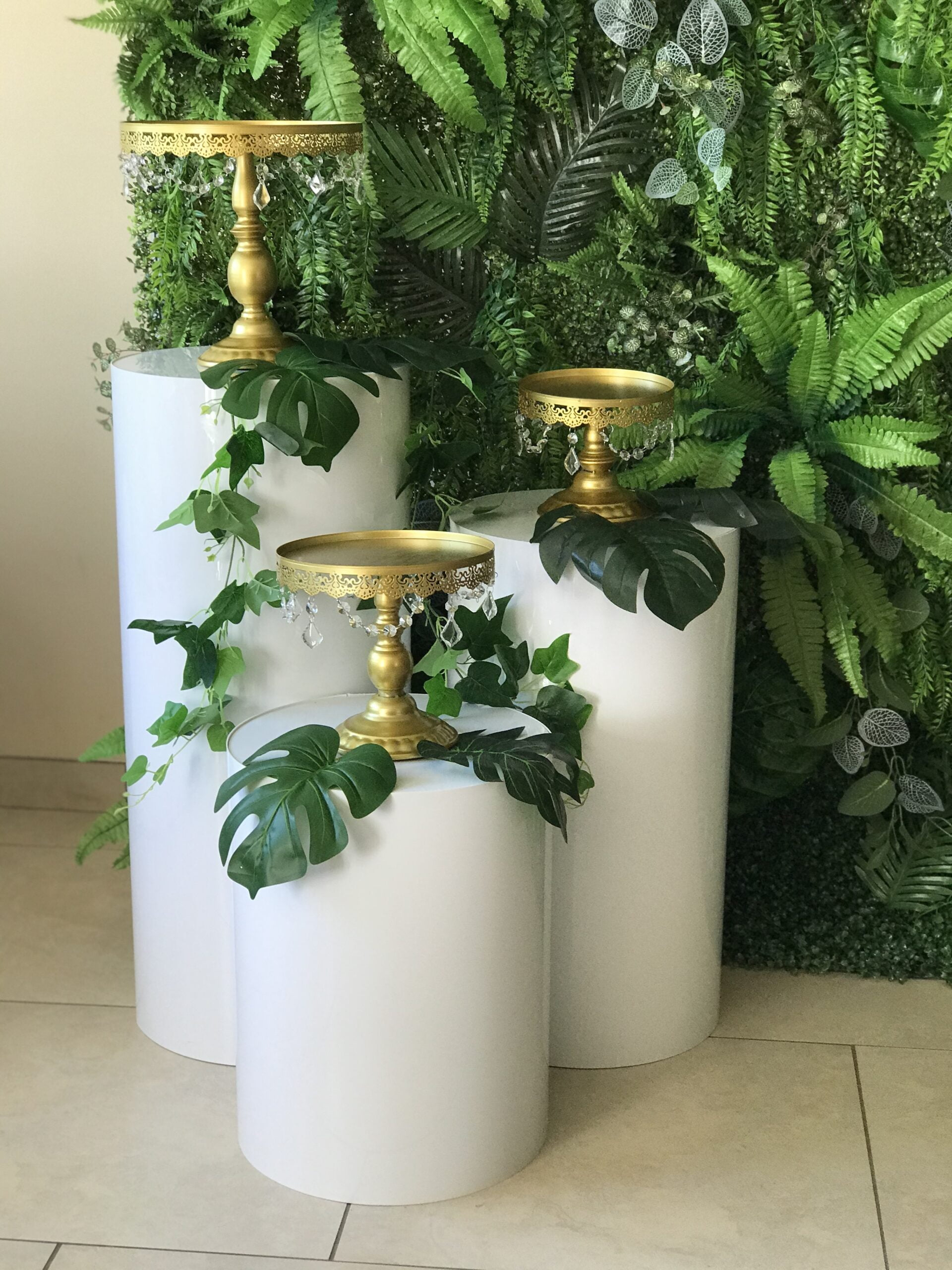 Plinths (From £10)