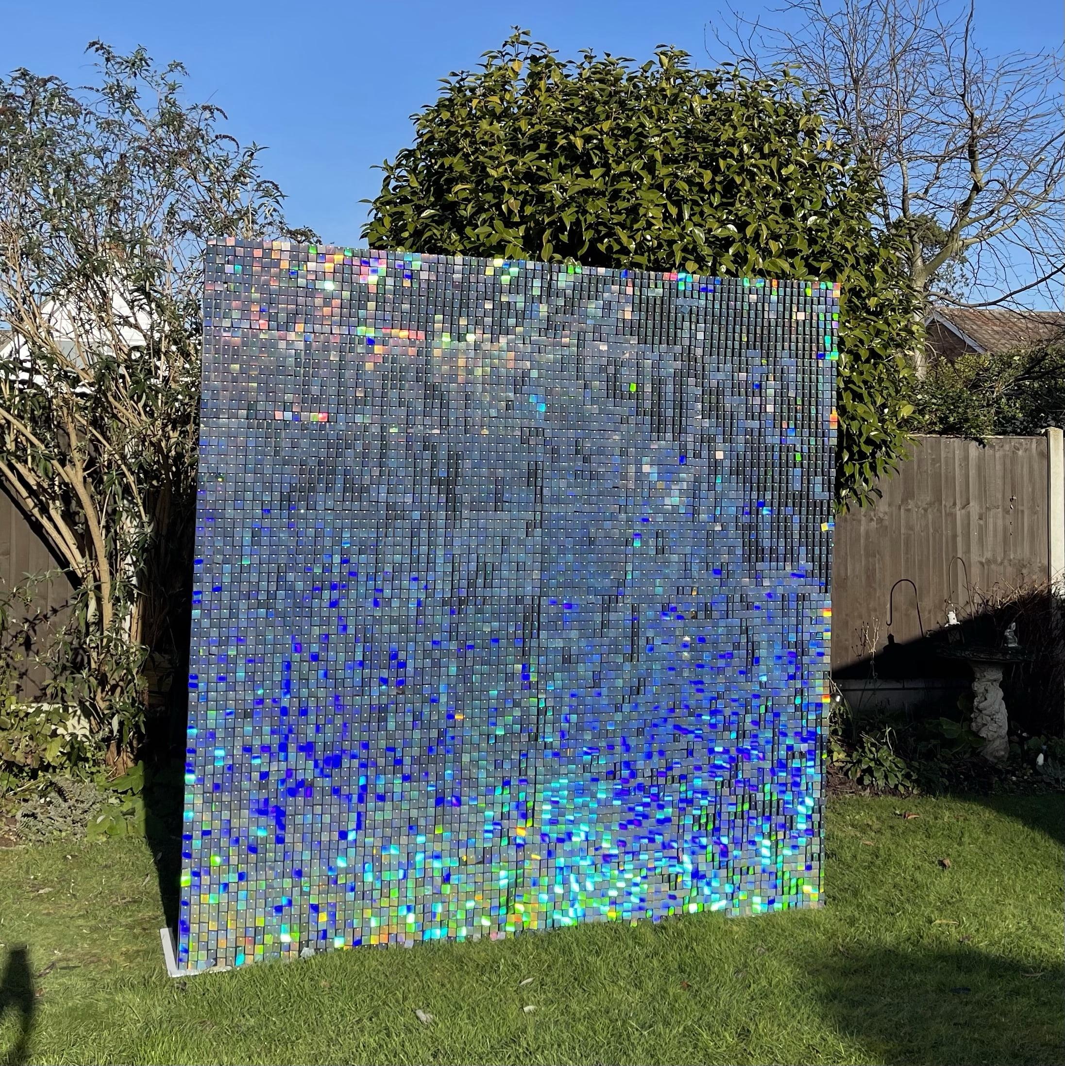 Shimmer Walls (£145)