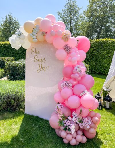 Arch Backdrops (From £70)